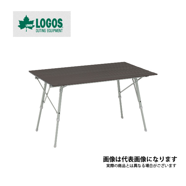 【ロゴス】LOGOS LIFE オートレッグテーブル12070(73185008)