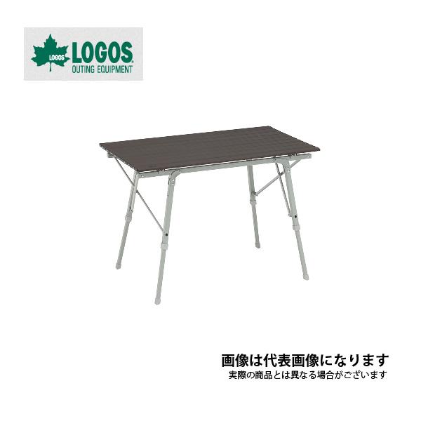 【ロゴス】LOGOS LIFE オートレッグテーブル9050(73185009)