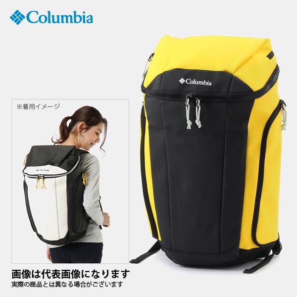 【コロンビア】ブレンナースロープ30L バックパック 704(Deep Yellow)(PU8231)2018春夏 アウトドア新製品