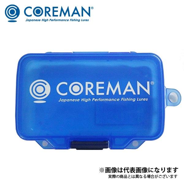 コアマン・ミニマムルアーケース #004 ブルー