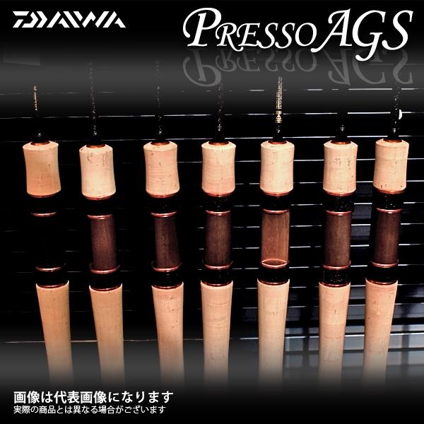 【ダイワ】プレッソ AGS 61MLF・V ※9月発売予定 ご予約受付中