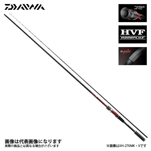 【ダイワ】ブラックジャックスナイパ- ヘチ XH-270MK・V DAIWA ダイワ 釣り フィッシング 釣具 釣り用品 [大型便]