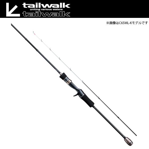 【テイルウォーク】メタルゾンTZ C65ML-Kイカ ロッド 竿 イカメタルに最適