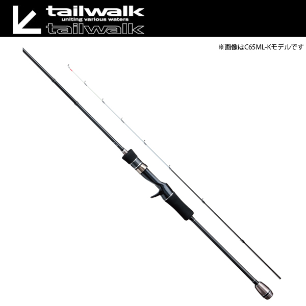 【テイルウォーク】メタルゾンTZ S70MLイカ ロッド 竿 イカメタルに最適 [大型便]