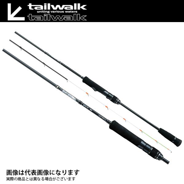 【テイルウォーク】ソルティシェイプダッシュ メタルイカ C60MH/FSLイカ ロッド 竿 イカメタルに最適