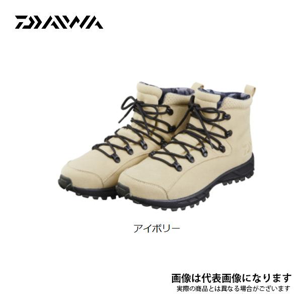 フィッシングシューズ アイボリー 26.0 DS-2301QR-HL ダイワ 靴 シューズ 釣り フィッシング