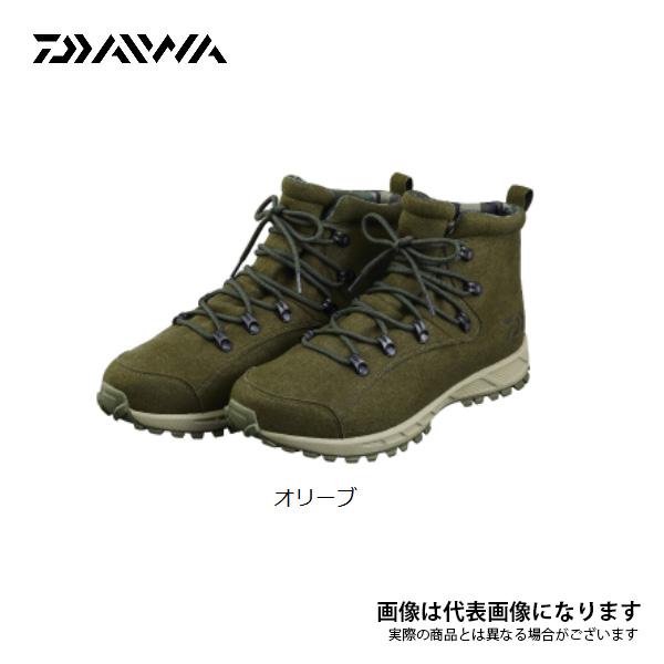 フィッシングシューズ オリーブ 25.5 DS-2301QR-HL ダイワ 靴 シューズ 釣り フィッシング