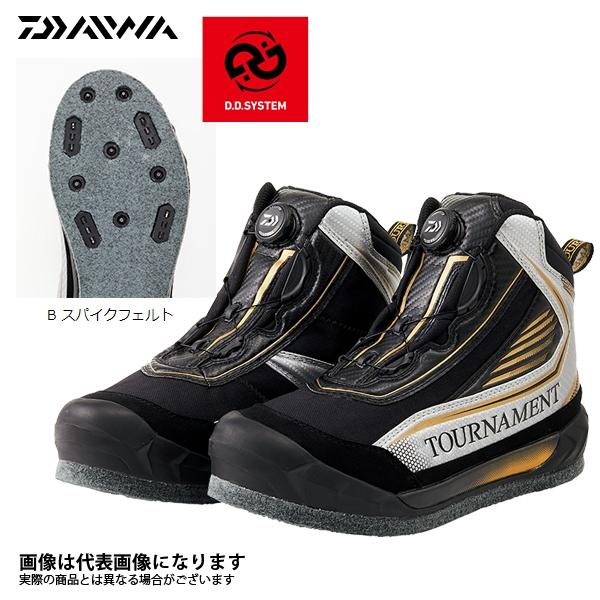 【ダイワ】TM-2950 トーナメントフィッシングシューズ シルバー 27.0cm