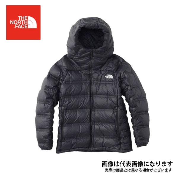 ND91811 トリプルバッフルビレイパーカ メンズ ブラック M ノースフェイス アウトドア 防寒着 ジャケット 防寒