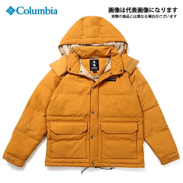 PM5609 シダーヒルズダウンジャケット 779 Maple Suger XL コロンビア アウトドア 防寒着 ジャケット 防寒