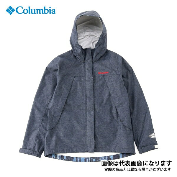 PL2756 ワバシュウィメンズパターンドジャケット 466 CoLLegiate Navy Heather S コロンビア アウトドア 防寒着 ジャケット 防寒