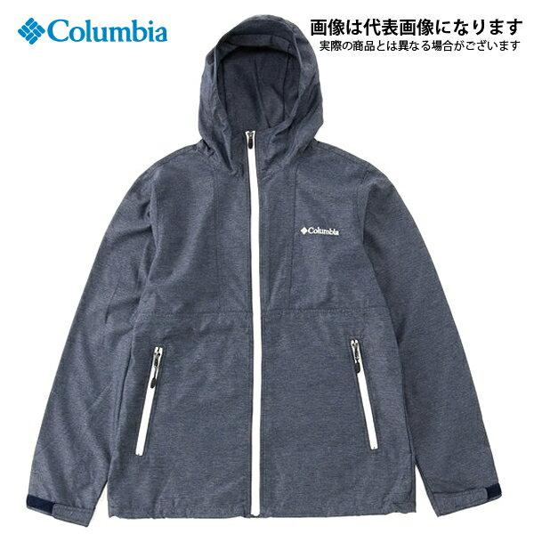 PM3377 ヘイゼンパターンドジャケット 466 CoLLegiate Navy Heather L コロンビア アウトドア 防寒着 ジャケット 防寒