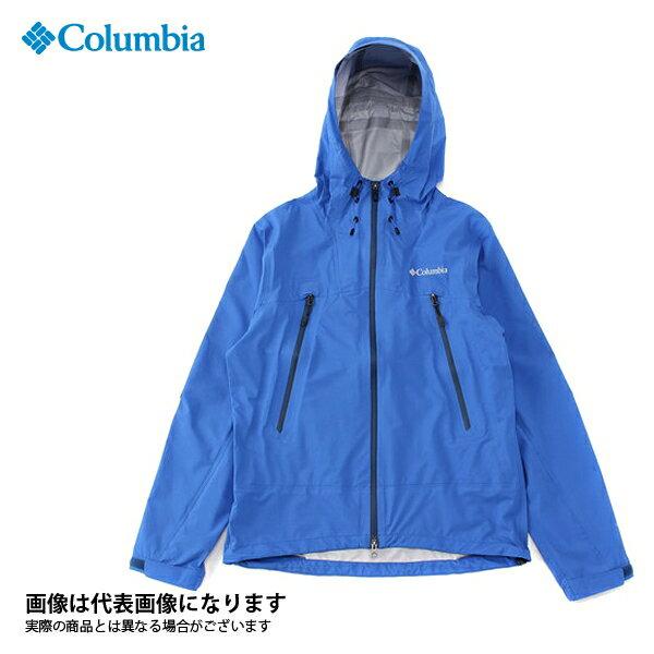 【コロンビア】マウンテンズアーコーリングIIジャケット 438 Super Blue M(PM5551)