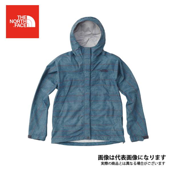 【ノースフェイス】ノベルティードットショットジャケット(レディース) ネイティブネイビー M(NPW61535)