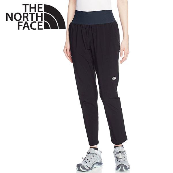 【ノースフェイス】バーブライトランニングパンツ(レディース) ブラック L THE NORTH FACE ノースフェイス(NBW31668)