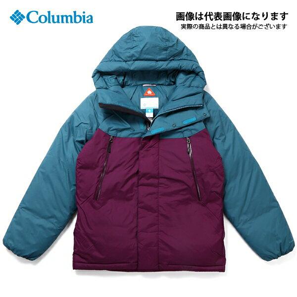 PM5608 ビッグリブマウンテンダウンジャケット 343 Poseidon M コロンビア アウトドア 防寒着 ジャケット 防寒