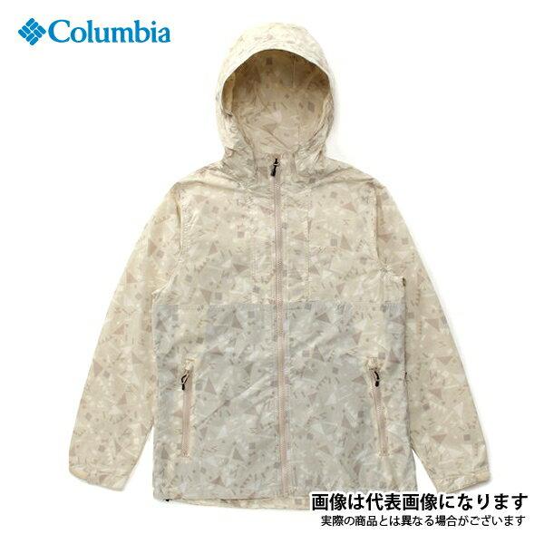 PL3131 ヘイゼンウィメンズパターンドジャケット 022 Stone L コロンビア アウトドア 防寒着 ジャケット 防寒