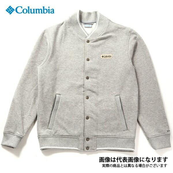 【コロンビア】ファルコンロックフーディ 039 Columbia Grey Heather M(PM1449)