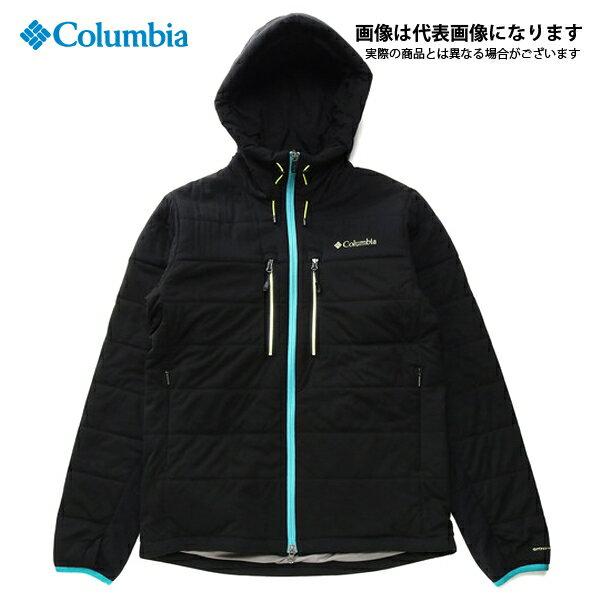 PM5619 サンタフェパークフーディ 010 Black L コロンビア
