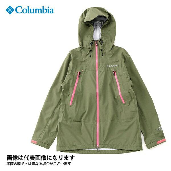 PL2757 マウンテンズアコーリングIIウィメンズジャケット 302 Mosstone L コロンビア アウトドア 防寒着 ジャケット 防寒
