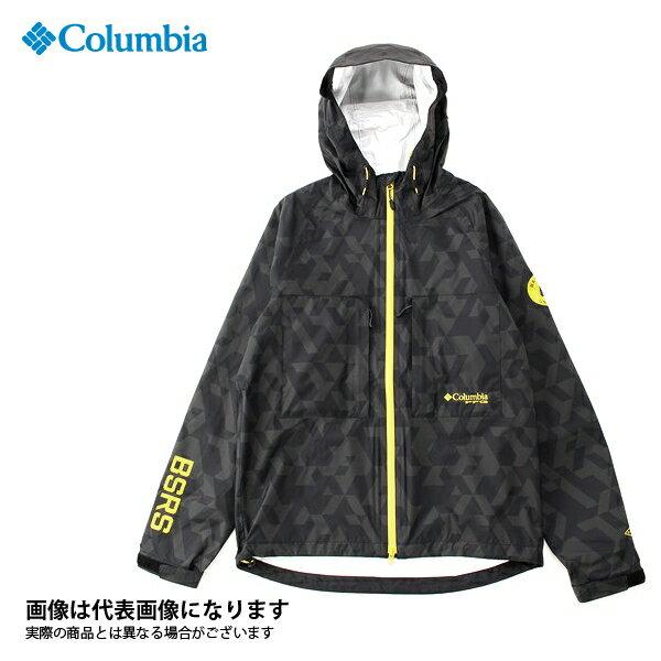 PM5555 エジソンパスIIジャケット 010 Black XL コロンビア