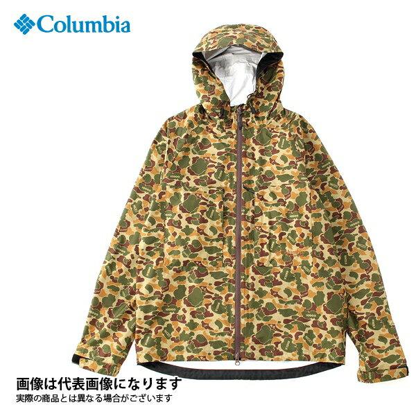 【コロンビア】エジソンパスIIジャケット 243 Crouton Camo S(PM5555)