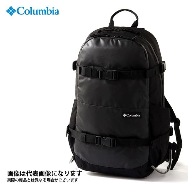 PU8228 サードブラフ 25L バックパック 010 Black コロンビア
