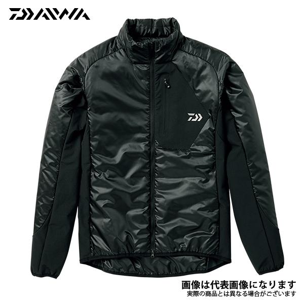 DJ-24008 プリマロフト ライトジャケット ブラック M ダイワ 釣り 防寒着 ジャケット 防寒