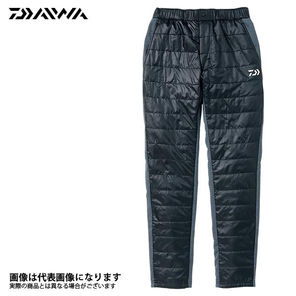 DP-30008 中綿入り ハイブリッドパンツ フェザーグレー XL ダイワ 釣り 防寒着 パンツ 防寒
