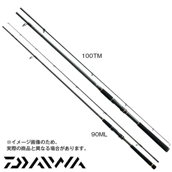 【ダイワ】ラテオ 100ML・Qシーバス ロッド ダイワ