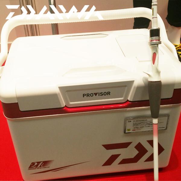 プロバイザー HD GU2100X KR 児島玲子デザイン ダイワ ※4月発売予定 ご予約受付中