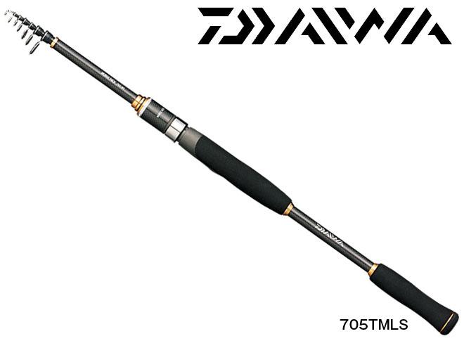 【ダイワ】モバイルパック 615TLSバスロッド 振出 スピニング DAIWA ダイワ 釣り フィッシング 釣具 釣り用品