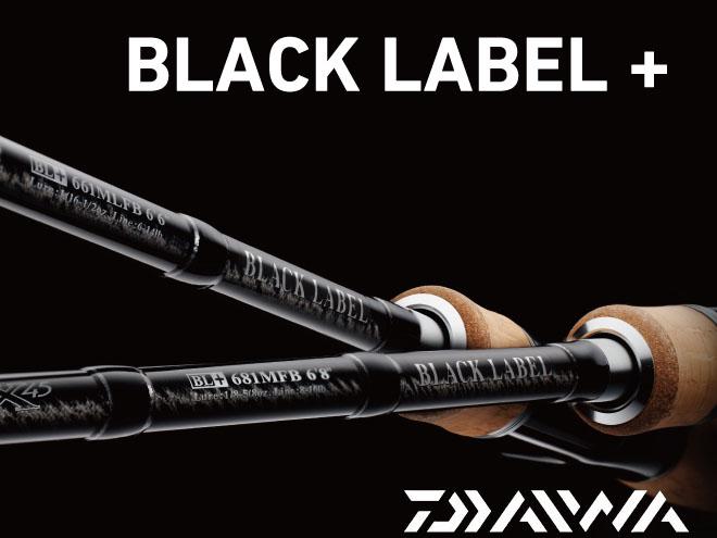 【ダイワ】ブラックレーベル プラス 7011HRB [大型便]バスロッド