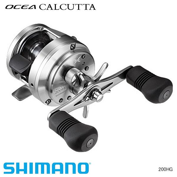 シマノ オシア カルカッタ 200HG 右ハンドル SHIMANO シマノ 釣り フィッシング 釣具 釣り用品