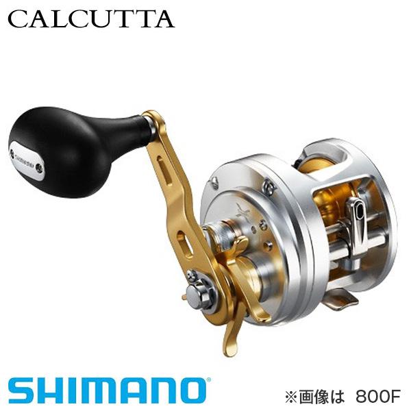 シマノ カルカッタ 401F 左巻き