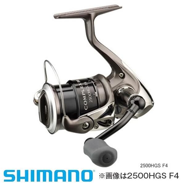 シマノ 12 コンプレックスBB 2500S F4 SHIMANO シマノ 釣り フィッシング 釣具 釣り用品