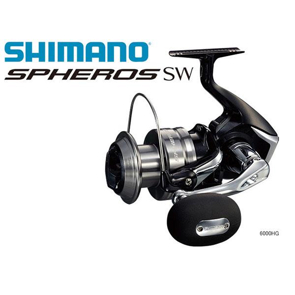 全商品ポイント+4倍!開催中*シマノ スフェロス SW 8000HG SHIMANO シマノ 釣り フィッシング 釣具 釣り用品