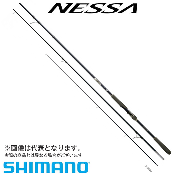 【シマノ】NESSA [ ネッサ ] S1002M daybreak versatile