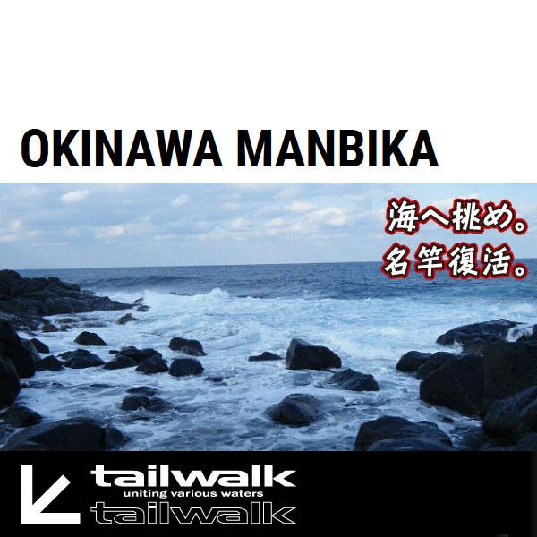 【テイルウォーク】オキナワ マンビカ [ OKINAWA MANBIKA ] 110SXH [大型便]