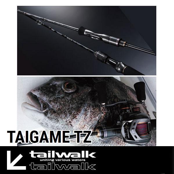 【テイルウォーク】タイゲームTZ タイラバスペシャル RUBBER C610M [大型便]