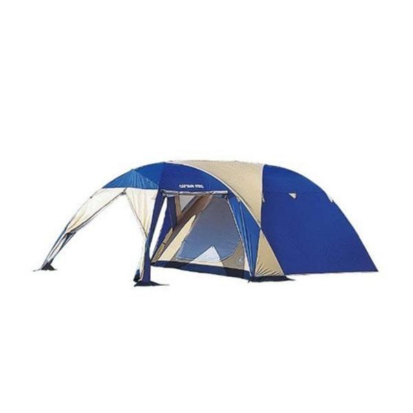【キャプテンスタッグ】オルディナツールームドームテント 5~6人用 キャリーバッグ付(M-3117)テント ツールームテント キャンプ テント キャプテンスタッグ CAPTAIN STAG キャンプ用品 アウトドア用品