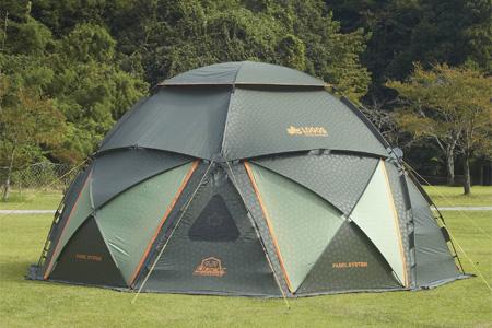 【ロゴス】スペースベース デカゴンコスモス-N(71459007)ワンタッチテント クイックテント 簡単テント ロゴス ワンタッチテント キャンプ [大型便]
