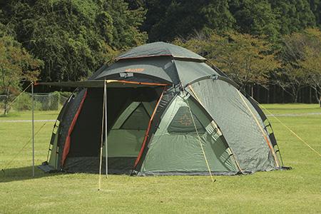 【ロゴス】スペースベース オクタゴン-N(71459009)ワンタッチテント クイックテント 簡単テント ロゴス ワンタッチテント キャンプ