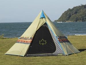 【ロゴス】LOGOS ナバホTepee 400(71806500)テント ロゴス テント キャンプ