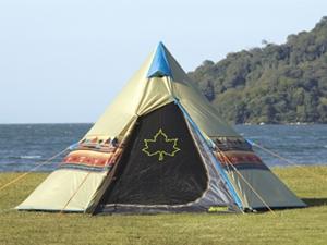 【ロゴス】LOGOS ナバホTepee 300(71806501)テント ロゴス テント キャンプ