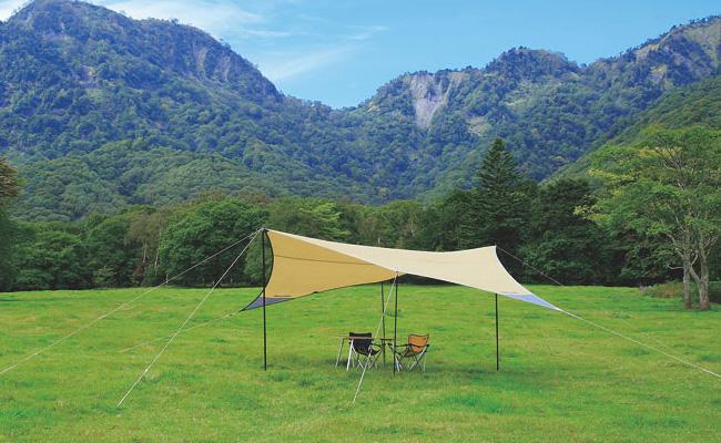 【ユニフレーム】REVOタープ L(681190)タープ ユニフレーム タープ キャンプ