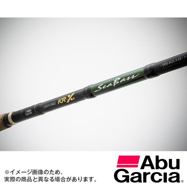 【アブ ガルシア】ソルティーステージ KR-X シーバス SXSC-71M-GJ-KR [大型便]