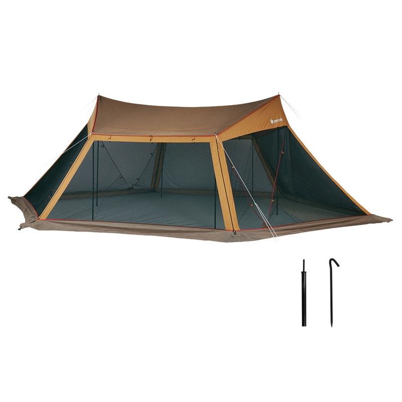 【スノーピーク】カヤード セット(TP-400S)タープ スノーピーク タープ キャンプ