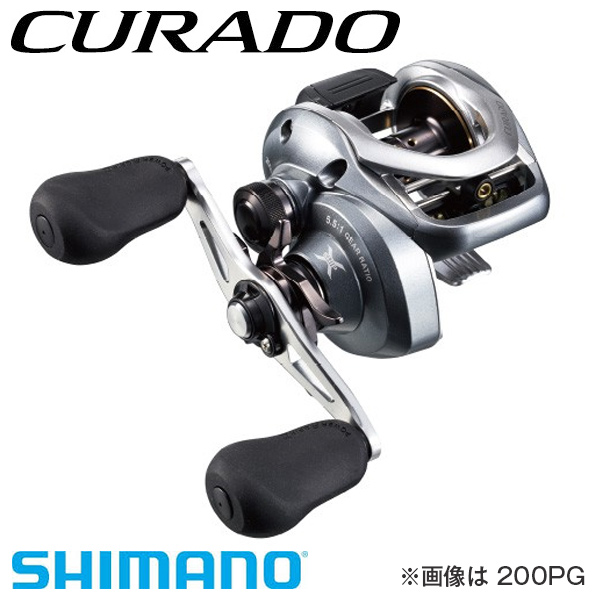 シマノ クラド 201HG
