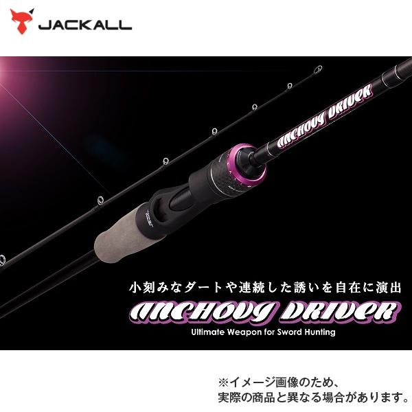 【ジャッカル】アンチョビドライバー ADC-66M [大型便]
